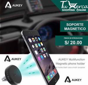 Holder Magnetico / Soporte Magnetico Para Auto Aukey