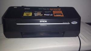 Impresora Semi Nueva Epson Stylus T24 Con Sistema Continuo