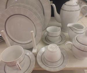 Vajilla de porcelana japonesa noritake posot class for Vajilla de porcelana inglesa