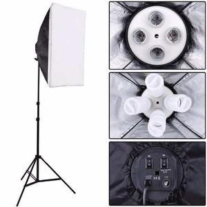 Kit De Iluminación De 620w Para Estudio Fotograficos