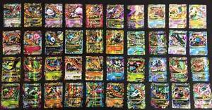 Pack De 100 Cartas Pokemon Originales Mega Ex Garantizado