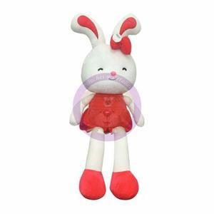 Peluche Conejo Vestido 110 Cm - Importado - Hipoalergénico