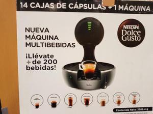 Remato Cafetera Dolce Gusto Nueva