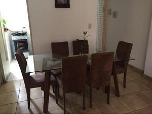 Remato juego de comedor y muebles x viaje ica posot class for Juego de comedor y muebles