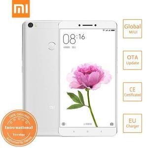 Xiaomi Mi Max Internacional 32gb 3gb Ram 4g Lte Case Cristal