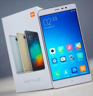 Xiaomi Redmi Note 3 Kate 4glte 3gb Ram/32 Tienda Wilson
