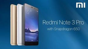 Xiaomi Redmi Note 3 Pro 32gb 3g Ram 4g + Protector Y Vidriot