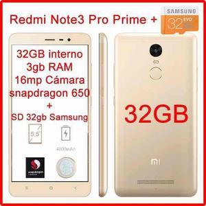 Xiaomi Redmi Note 3 Pro Prime 4g 64gb 3gb Ram Version Inter