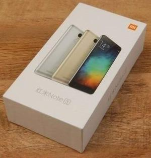 Xiaomi Redmi Note 3 Pro Special Edition 4g 3gb Ram 32gb Rom