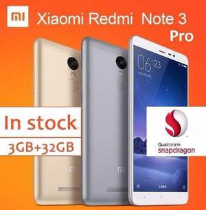 Xiomi Redmi Note 3 Pro Prime 4g/3gb/32gb/16/5mpx Dual 4000ma
