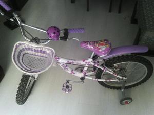 Bicicleta para Niña Modelo Bmx
