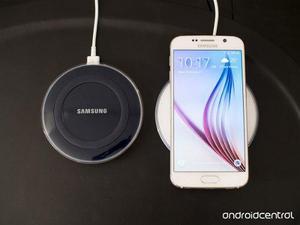 Cargador Inalambrico Led Samsung S6 Edge Envio Gratis Olva