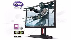 Monitor Benq Xl2720z Gaming, 27 Led, 1920 X 1080, Vga/dvi/h