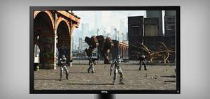 Monitor Gaming Benq 27 Xl2720z Nvidea 3d Vision Widescreen