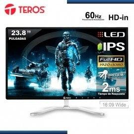 Monitor Gaming Teros, 24 Fhd Ips 1920x1080 Hdmi / Vga Off