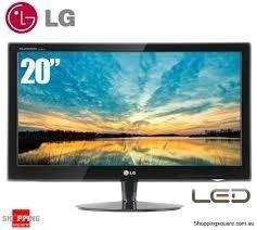 Monitor Led Lg 20 20m47a-b Widescreen Full Hd Promocion!