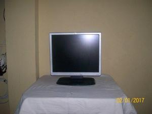 Remato Monitor Hp 17 Pulgadas En Excelente Estado S/. 119.00