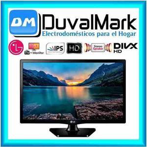 Tv Monitor Led Lg 24 Hd 24mt47a 1366x768 Usb Hdmi Sellado
