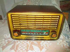Bella Radio A Tubos/blaupunkt/aleman/100%operativa