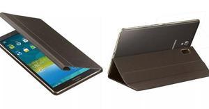 Book Cover Para Samsung Galaxy Tab S 8.4 Nuevas Bronze