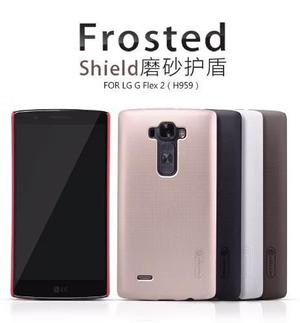 Carcasa Protector Case Nillkin: Super Frosted Lg G-flex2