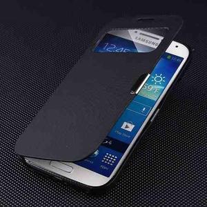 Case Cover Samsung Galaxy S4 Estuche Flip S View Magnético