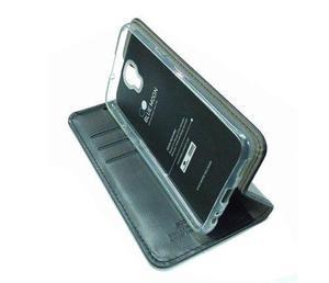 Case Flip Cover Mercury Con Tarjetero Y Parante Lg X Screen