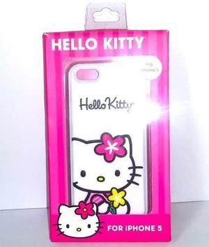 Case Iphone 5 Hello Kitty Navidad Regalo Celular Moda Mujer