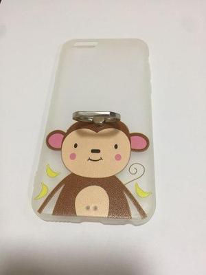 Case Protector Iphone 5/5s/5se Iphone 6/6s Cubierta De Gel