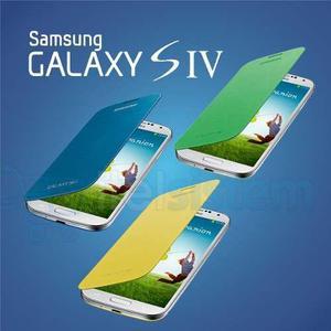 Estuche Flip Cover Samsung Galaxy S4 Original Itelsistem