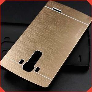 Estuche Metalico Aluminio Para Lg G3 G4, Beat, Mini, Stylus