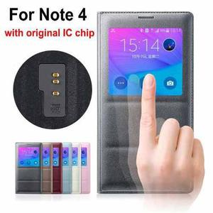 Flip Cover Original Samsung Galaxy Note 4 Original En Tienda