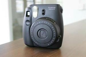 Fujifilm Intax Mini 8 Color Negro Nuevo Cámara Instantánea