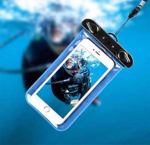 Funda Acuatica Para Celulares Iphone Samsung Lg Note 5 Apple