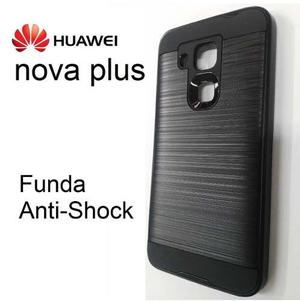 Funda Armor Case Anti Golpes Para Huawei Nova Plus Estuche