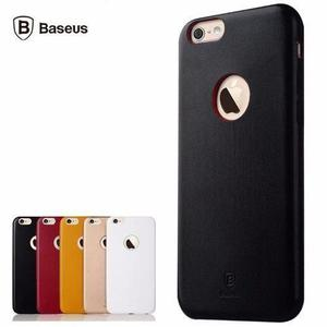 Funda Case Flipcover Cuero Pu Iphone 6 Plus Original Baseus