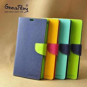 Funda Flip Cover Goospery Fancy Diary Sony Z5 Importado