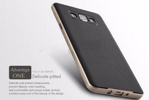 Funda Protectora Duro Parachoques Para Samsung S7 Edge