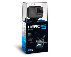 Gopro Hero 5 Black 4k Acuática Go Pro Nueva Sellada Stock