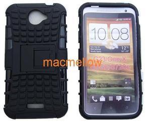 Htc One X Funda Estuche Armor Case Protector Cover Golpes