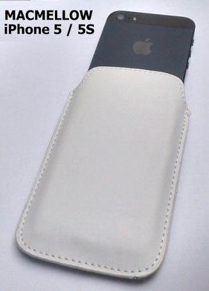 Iphone 5 5s 5c Funda Estuche Protector Case Tipo Sobre Cuero