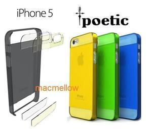 Iphone 5 5s Funda Acrilica Poetic Protector Protector Case