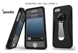 Iphone 5 5s Funda Poetic Con Clip Armor Anti Golpes Case