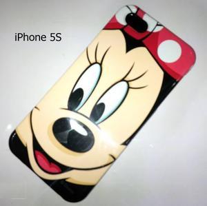 Iphone 5 5s Funda Variados Diseños Flip Cover Estuche