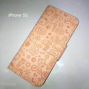 Iphone 5 5s Funda Variados Diseños Flip Cover Estuche Apple