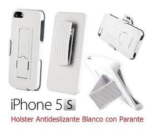 Iphone 5 5s Funda Variados Diseños Gancho Apple Protector