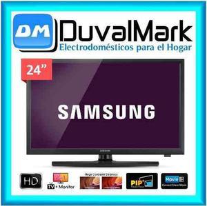 Monitor Tv Led Samsung Hd Lt-24e310 24 Pulgadas Sellado