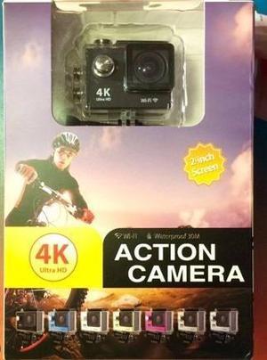 Nuevo Eken H9 Cámara Deportiva Wifi 4k 1080p