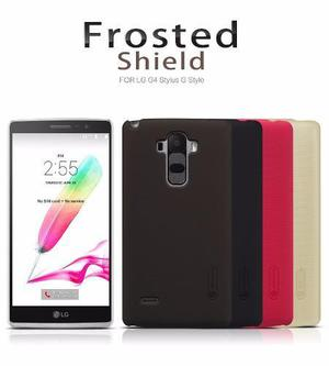 Protector Carcasa Nillkin Super Frosted Lg G4 Stylus