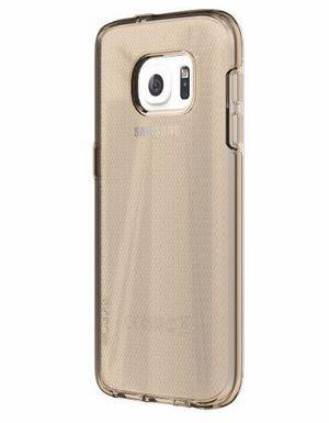 Protector Cover Skech Matrix Dorado Para Samsung S7 Edge